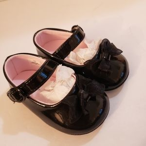 Infant Patent Leather Black Dress Shoes NWT